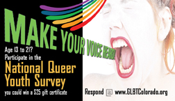 Take the Survey!
